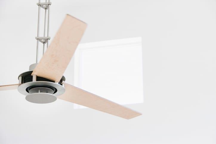 3 Risks of DIY Ceiling Fan Installation
